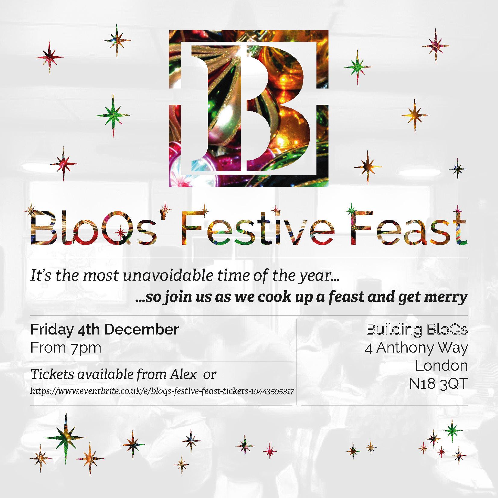 BloQs Festive Feast