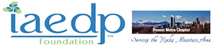 iaedp Denver Metro Chapter Logo