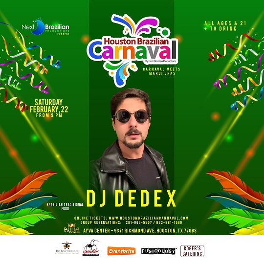 DJ Andre Dedex