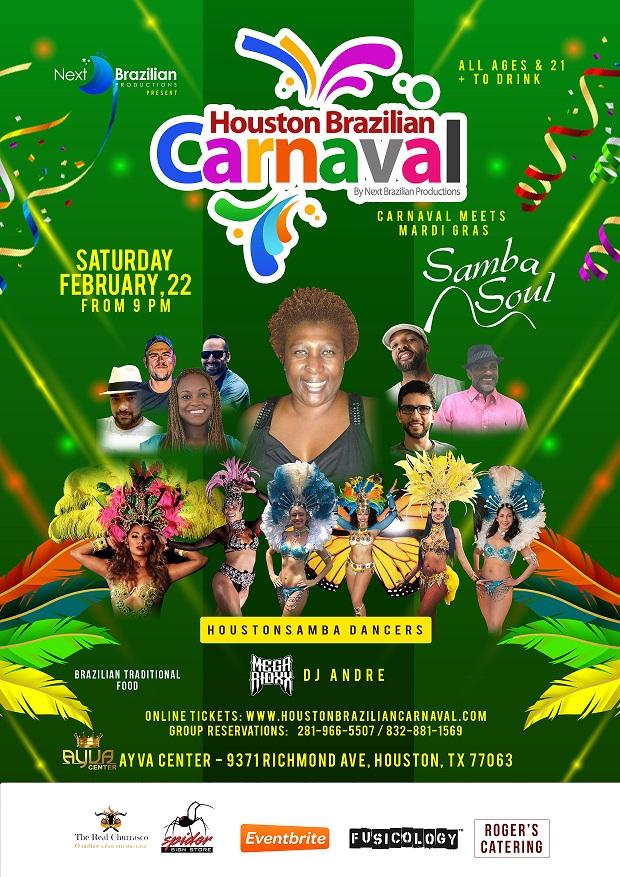Brazilian Carnaval Houston