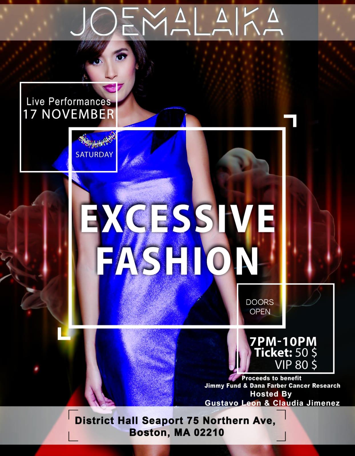 Excessive fashion 2018