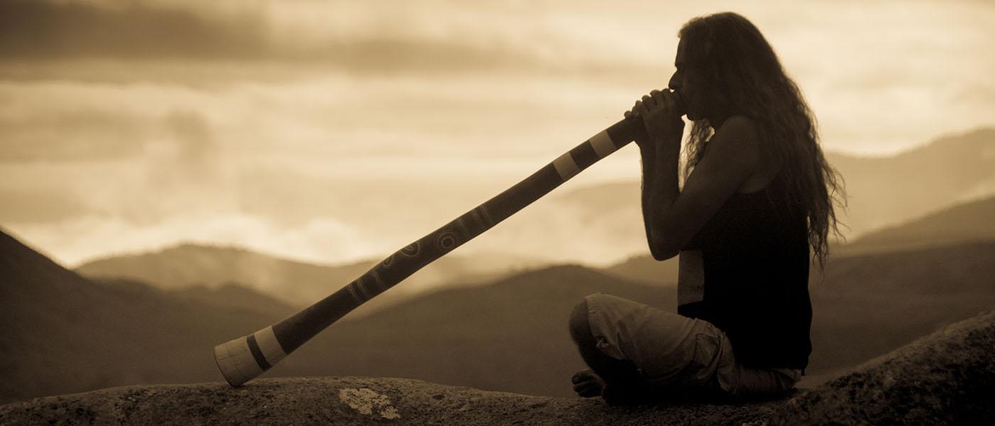 Sika didgeridoo