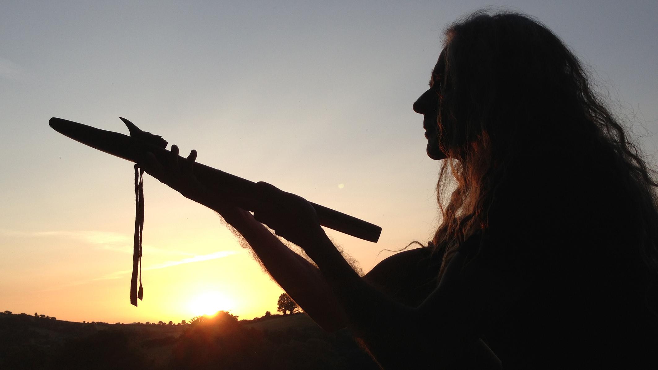 Sika flute sunset V2