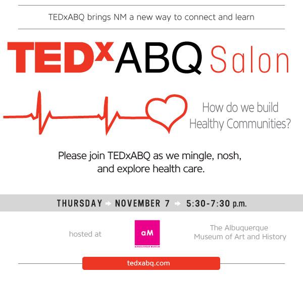 TEDxABQ Salon November