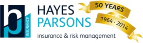 Hayes Parsons Insurance Logo