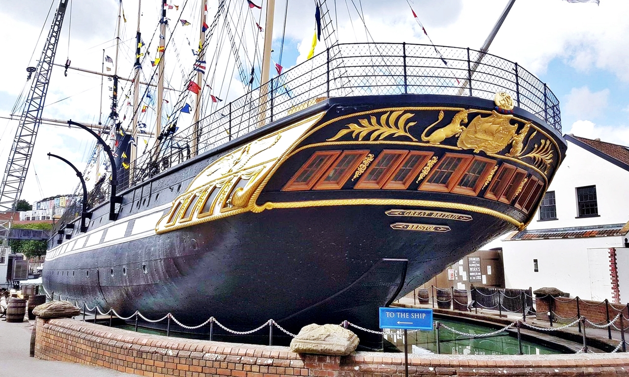 Photo of SS Great Britain