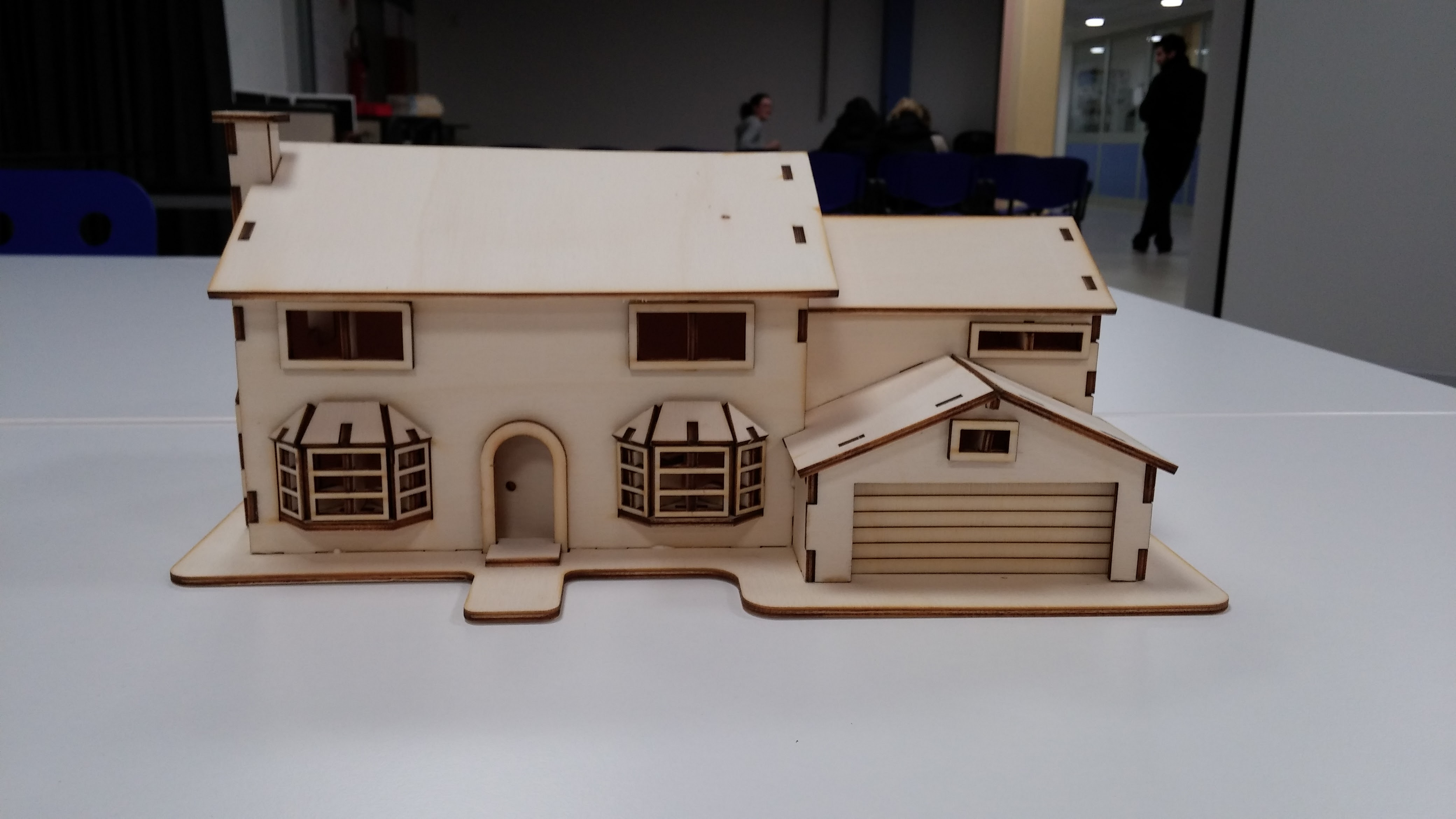 casa dei simpsons