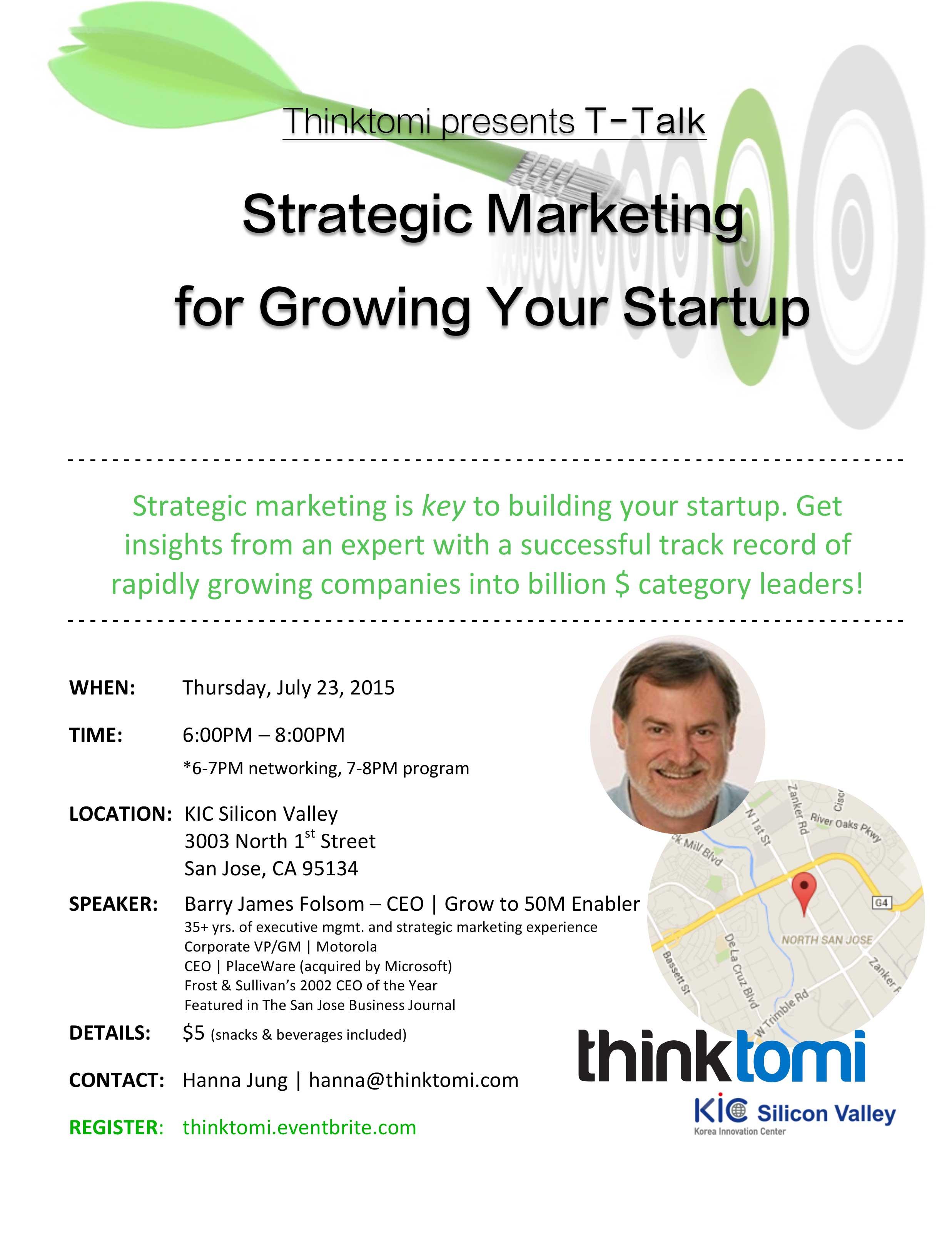 July T-Talk Strategic Marketing