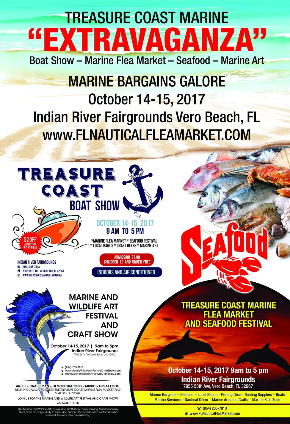 treasure coast boat show 2017 tickets sat oct 14 2017