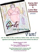Girls Just Wanna Have Fun! Party & PHAT-shion Show, Sunday Aug...