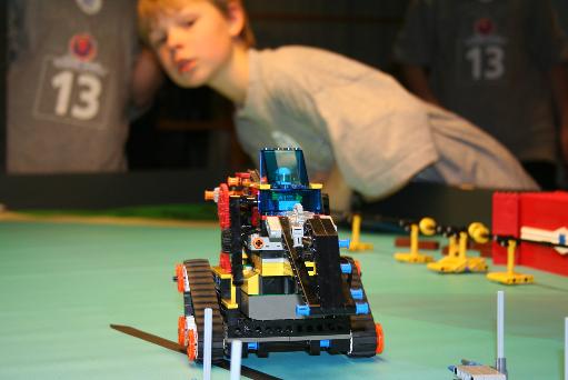 Team Robotics Lego Mindstorms