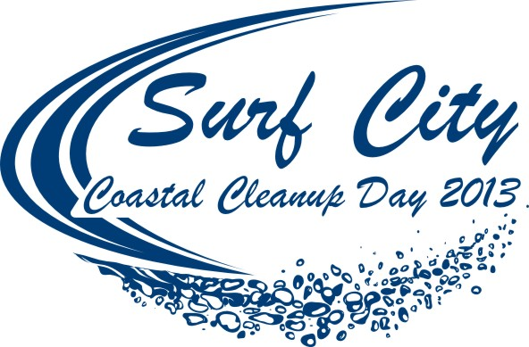 Surf City Coastal Cleanup Logo