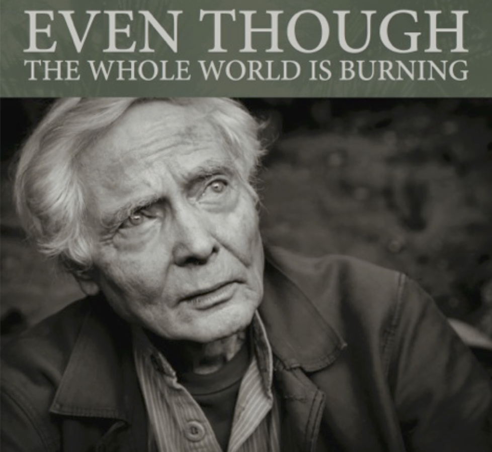 Film Poster for W.S. Merwin Documentary