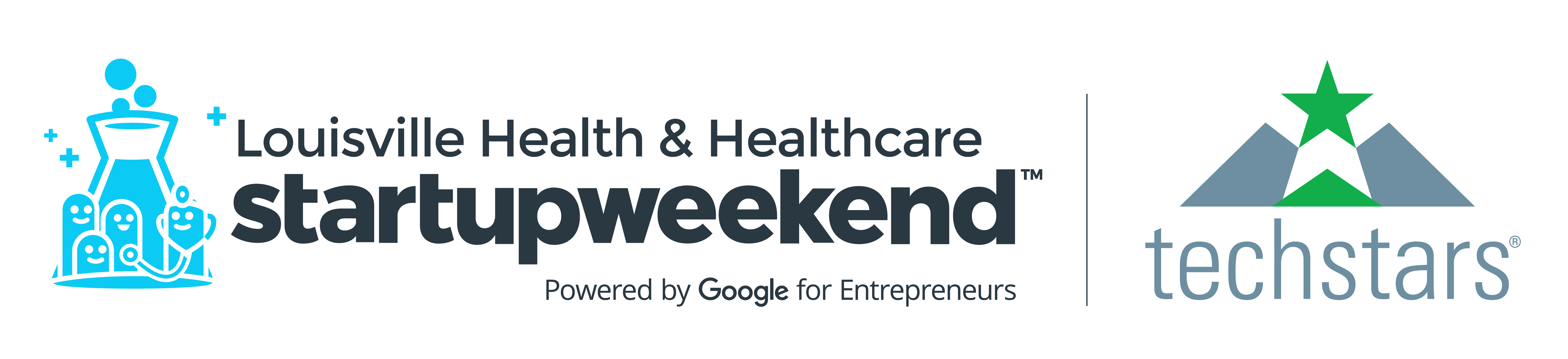 Startup Weekend Louisville Health and Healthcare Edition Logo