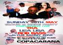 Freestyle Memorial Day Dance Party at the Copacabana