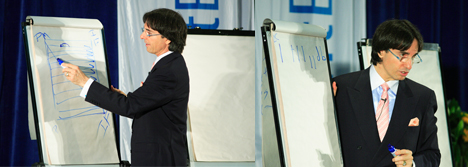 John Demartini with the breakthrough experience