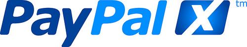 PayPal X Logo