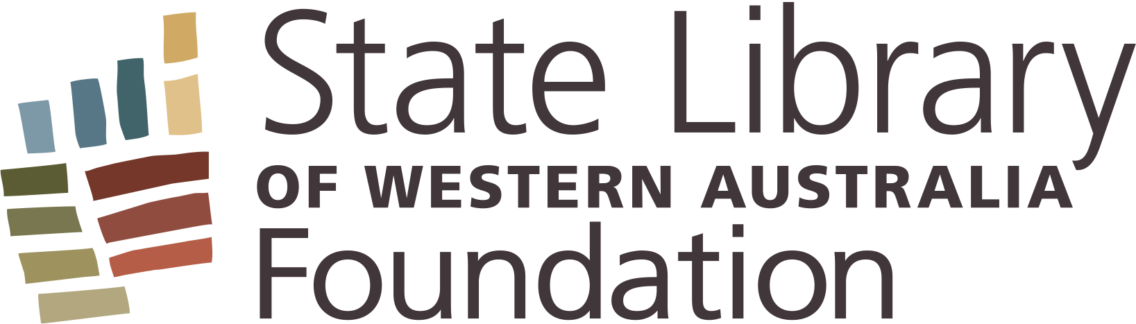 State Library Foundation Logo