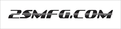 WCG sponsor 2S Manufacturing