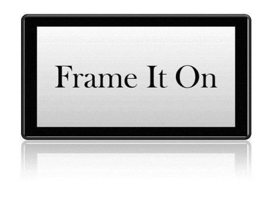 FrameItOn - WCG Sponsor