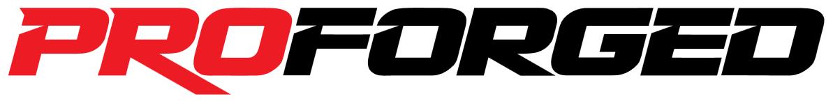 Proforged - WCG Sponsor