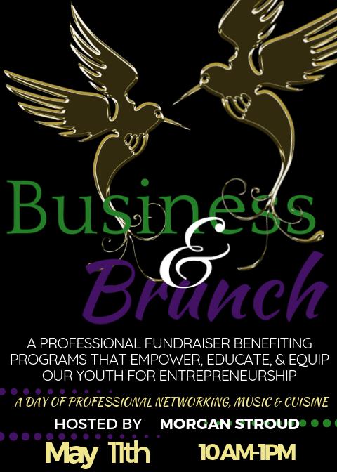 Business over Brunch Fundraiser for BENT