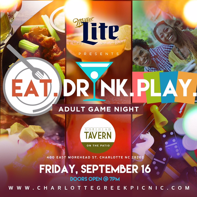 eat drink play adult game night 7pm after party 10p morehead tavern friday. Black Bedroom Furniture Sets. Home Design Ideas