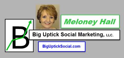 Meloney Hall at Big Uptick Social Marketing LLC.