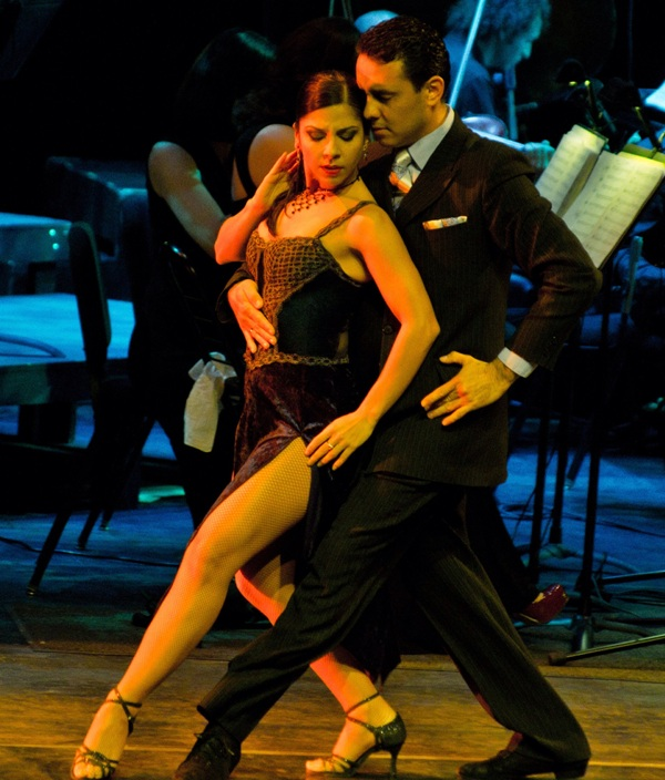 Andres & Carolina Tango Lecture/Demonstration