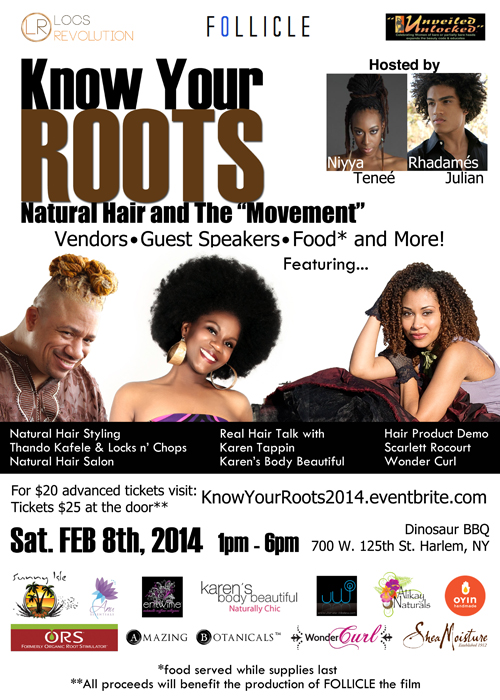 Know Your Roots 2014