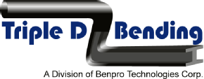 Triple D Bending logo