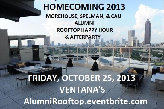 Alumni Rooftop 2013 @ Ventana's Rooftop & Helipad