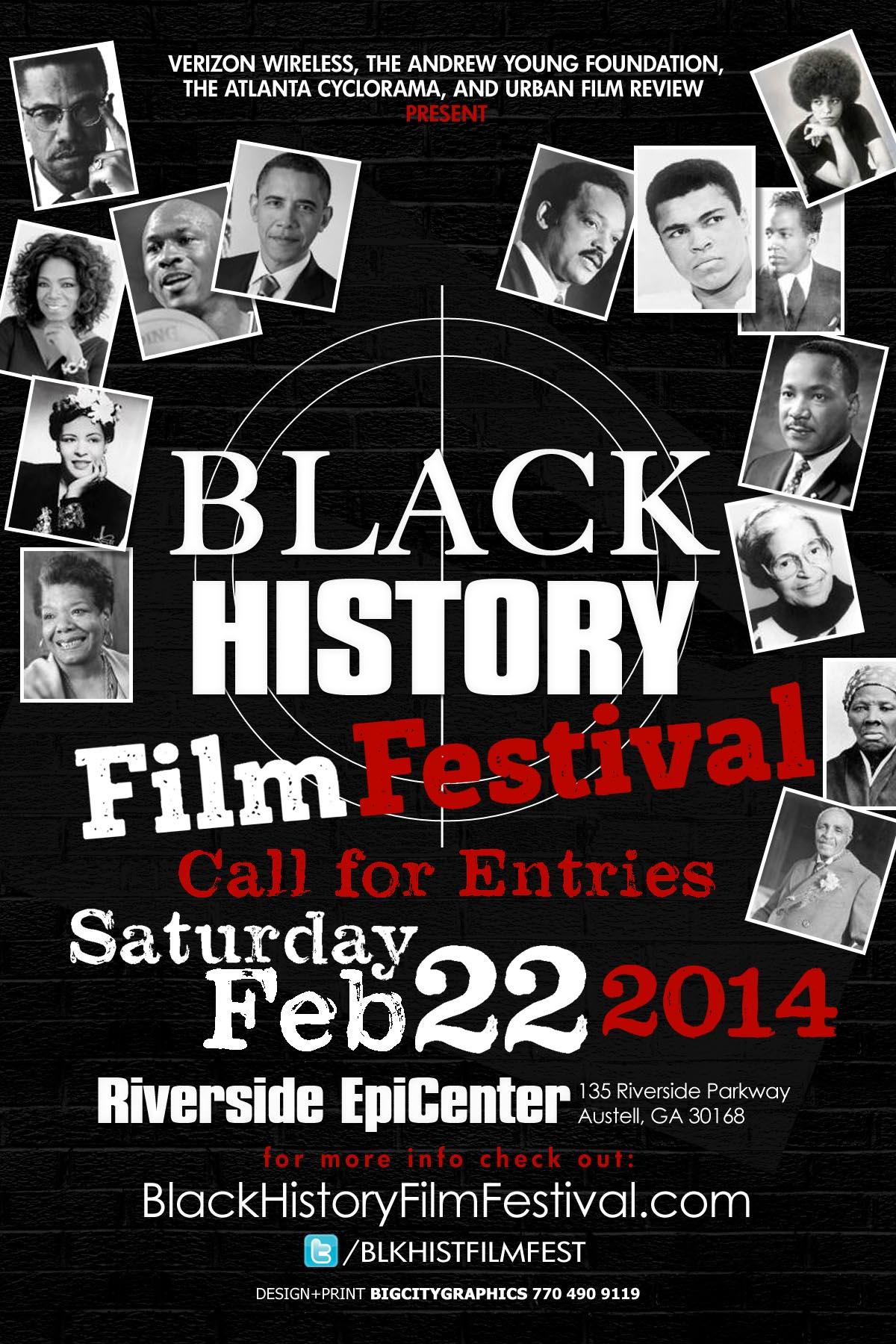 2014 Black History Film Festival