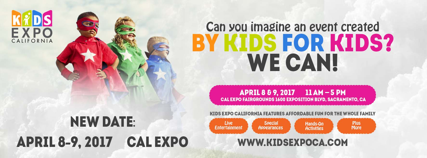 Kids Expo Ca