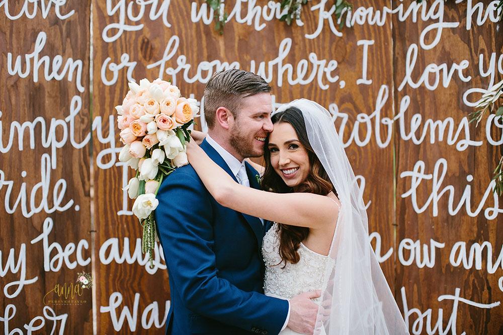 Catta Verdera Wedding Bride and Groom