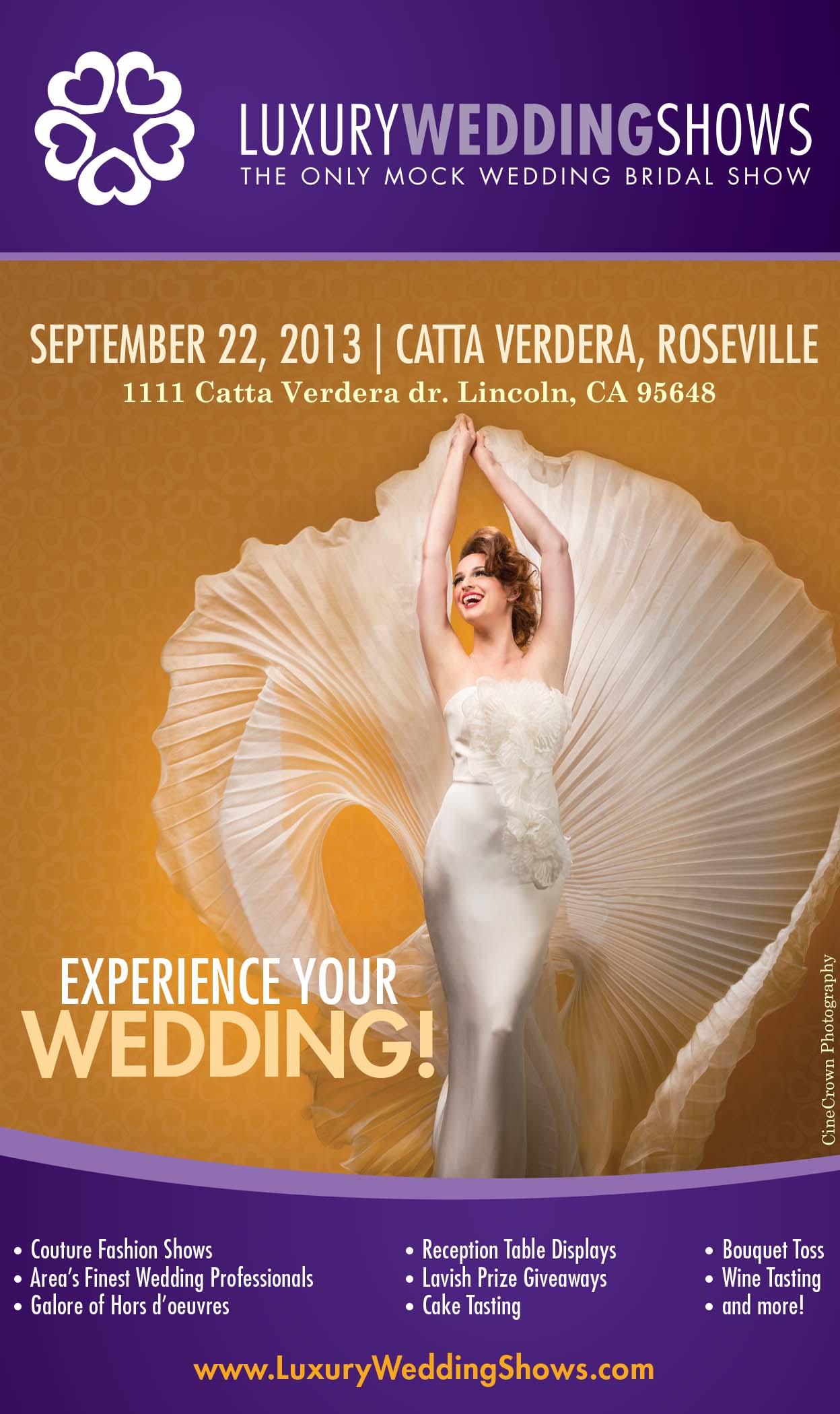 Luxury Wedding Show Catta Verdera