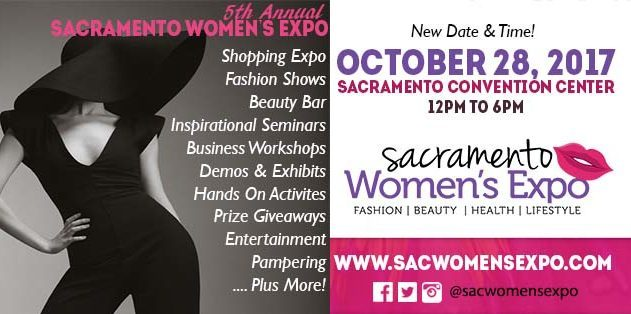 Sacramento Women's Expo October 28 2017 Convention Center