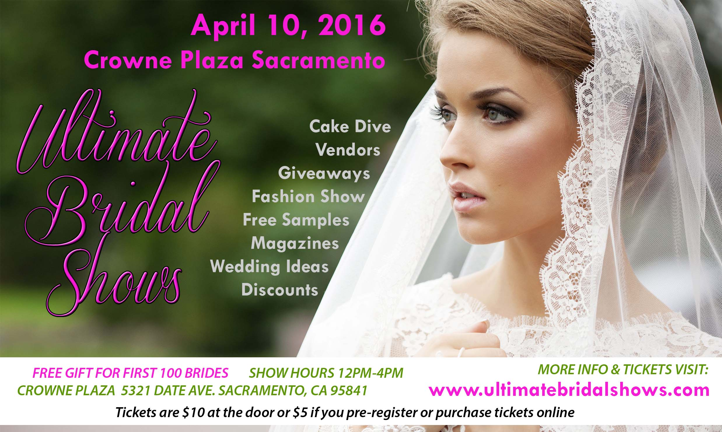 Ultimate Bridal Show 2016