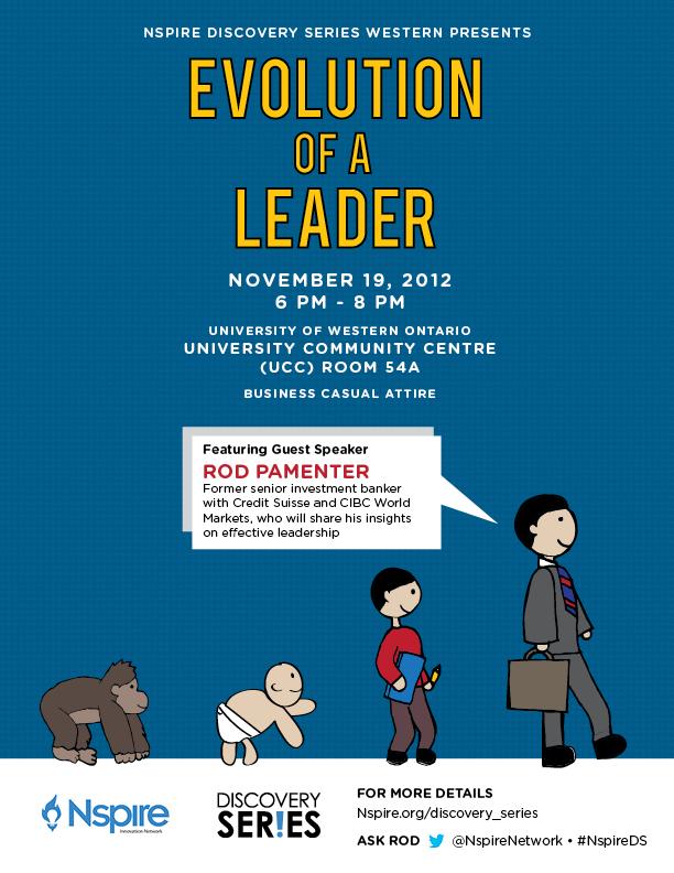 Evolution of a Leader