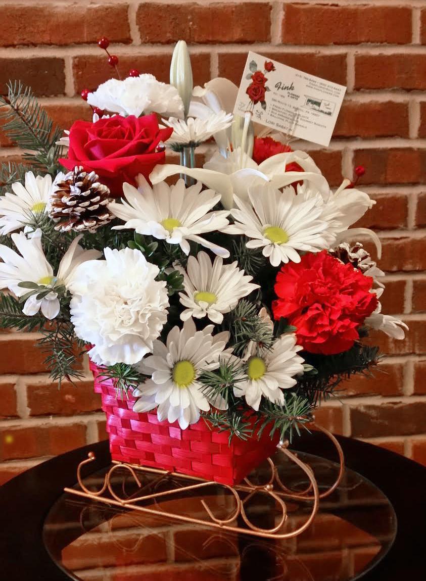 https://www.eventbrite.com/e/christmas-flower-workshop-tickets-21022235071