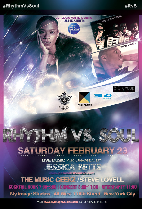 Rhythm vs Soul 23 Feb 2013