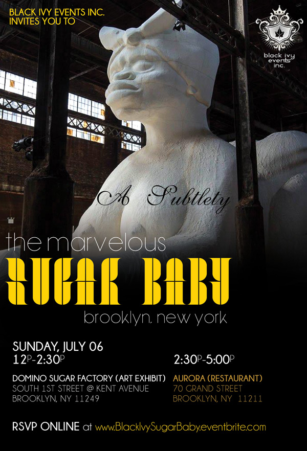 Black Ivy Sugar Baby July 6 2014