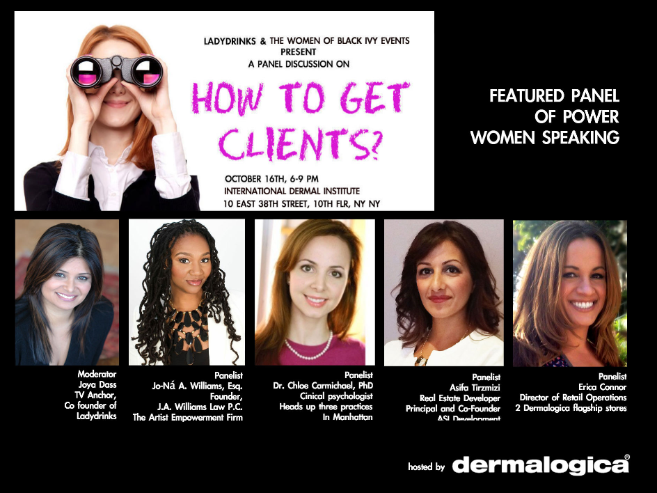 How to Get Clients Panelists