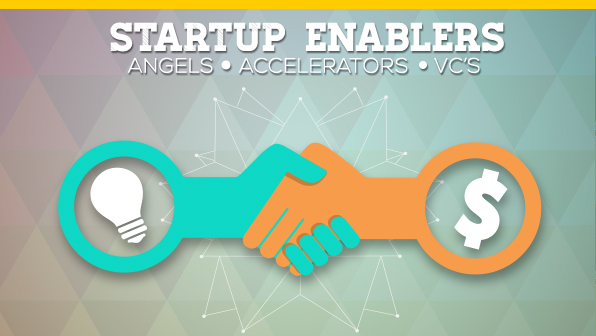 Startup Enablers - Scaling up your company - an event from SheSays and 40Forward