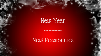 new year new possibilities