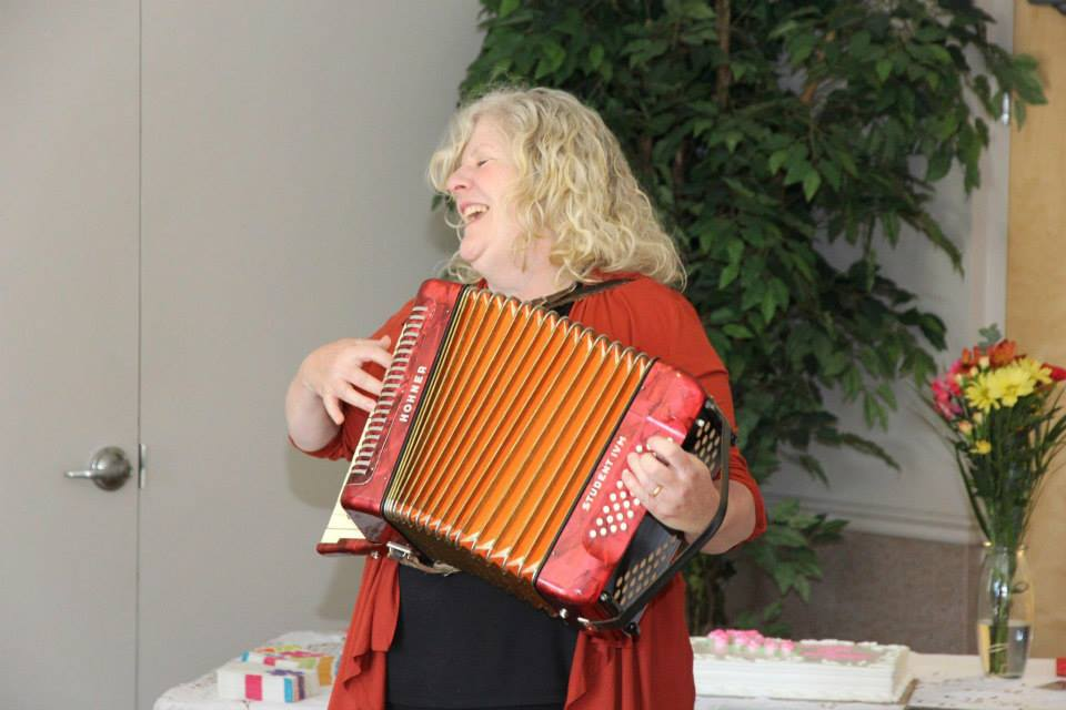 Louise Ford Accordian