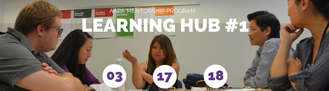 AAPA Learning Hub #1