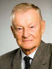 Description: Brzezinski CSIS portrait 14 November 2006