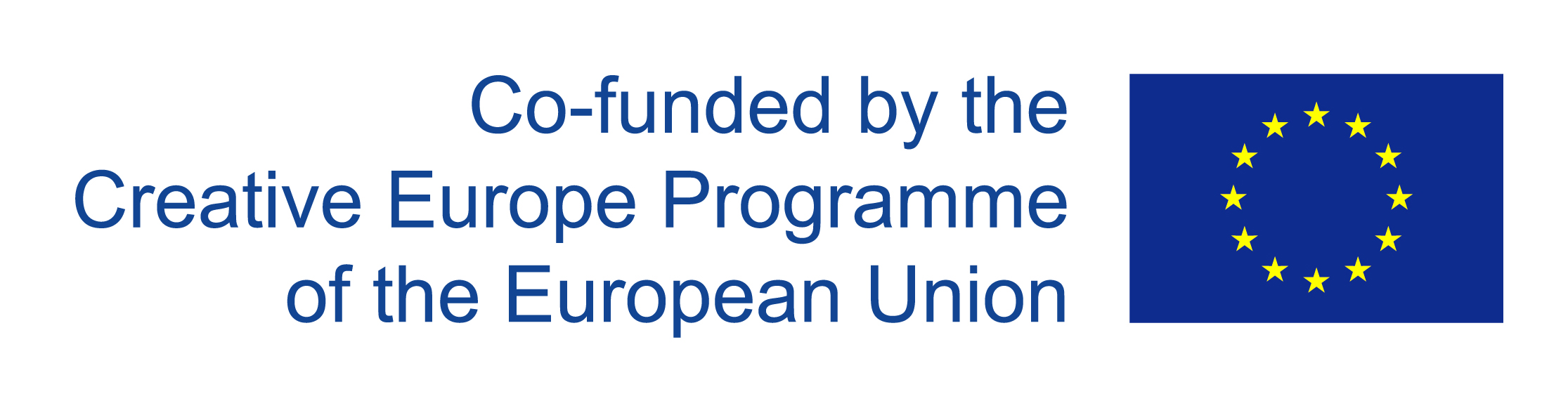Co-funded by Creative Europe