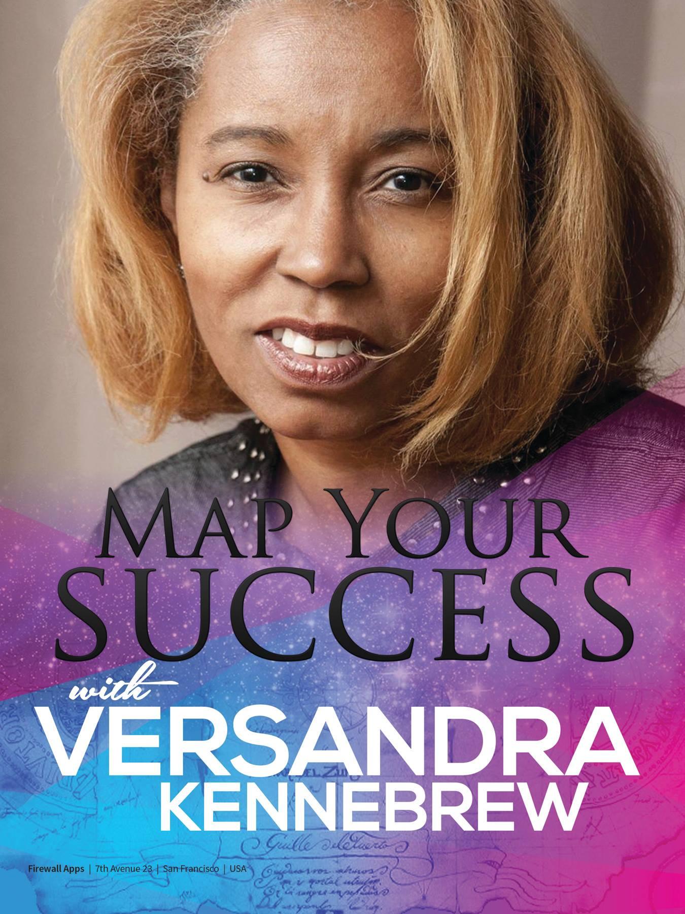 Author Versandra Kennebrew